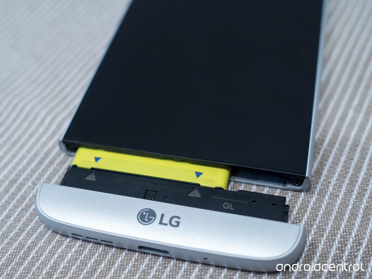LG تعلن طرح هاتفها الذكي G5 عالميا اعتبارا من 31 مارس الجاري