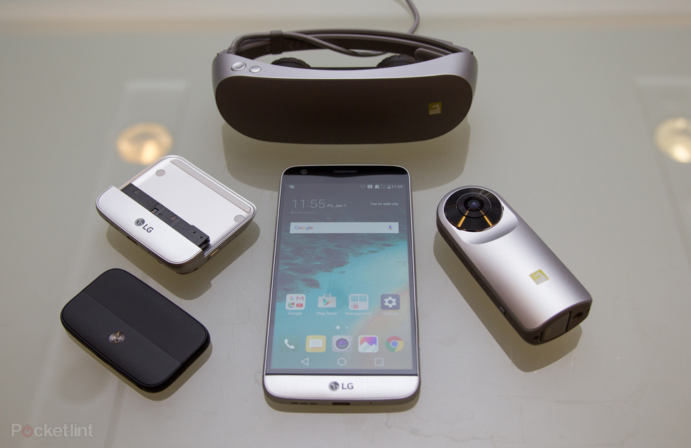 Photo of اسعار كاميرا LG VR 360 و نظارة LG 360 VR