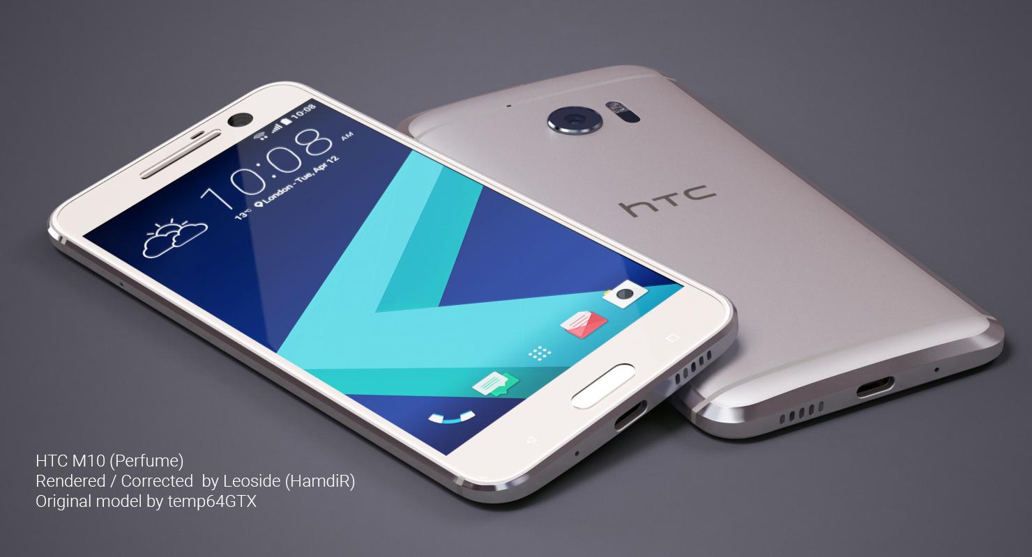 Photo of الكشف عن مقاومه هاتف HTC 10 للقطرات المائيه