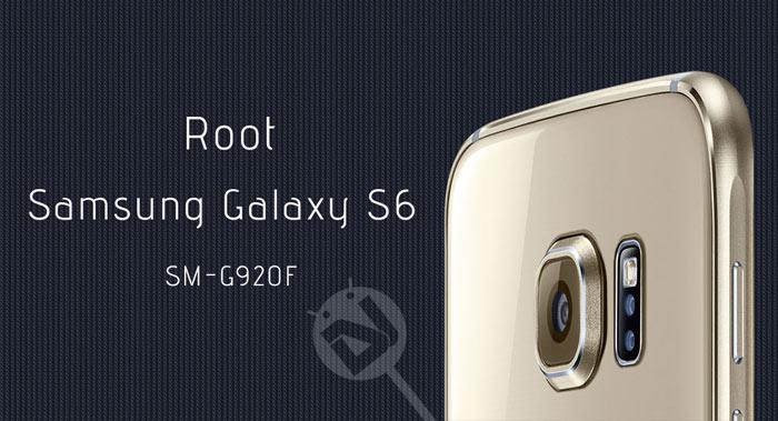 روت جالكسي اس 6 موديل SM-G920F بنظام اندرويد مارشميلو 6.0.1 (يتضمن إصلاح ميزة Deep Sleep)