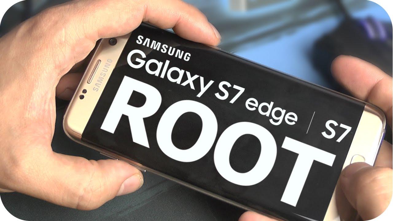 Photo of روت جالكسي S7 أيدج (موديل SM-G935F) بنظام اندرويد مارشملو 6.0.1
