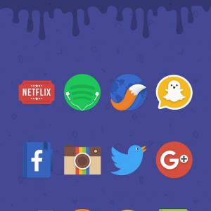 Fresh - Icon Pack