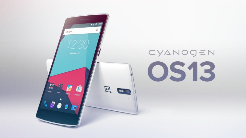 CyanogenOS-13-OnePlusOne