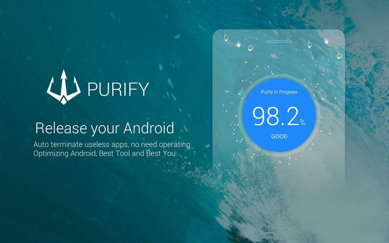 Photo of تطبيق PURIFY اقوى تطبيق للحفاظ على البطارية وزيادة سرعة الجهاز [ROOT]
