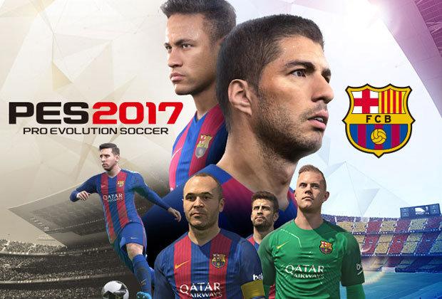 Photo of [حصرى] لعبة كرة القدم بيس 2017معدلة بأخر إصدار PES 2017 Pro evolution soccer