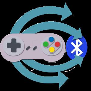 Photo of [تطبيق] جهاز التحكم كالبلاستيشن للجوال النسخه المدفوعة  Bluetooth Gamepad