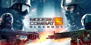 Photo of لعبة القتال الحديثة Modern Combat 5 Blackout