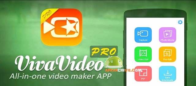 Photo of تطبيق Viva Video Pro أحدث مشغل و معد وسائط