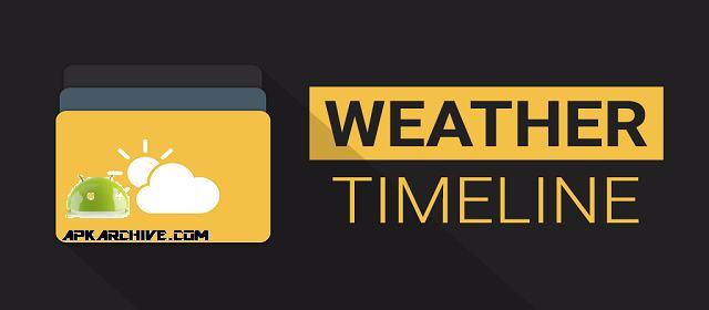Photo of تطبيق Weather Timeline لقياس درجات الحرارة بأحدث اصدار
