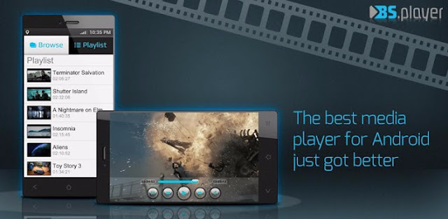 Photo of مشغل الميديا BS Player الأحدث و الأكثر كفاءة
