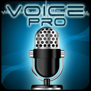 Photo of تطبيق التسجيل الصوتي Voice PRO – HQ Audio Editor
