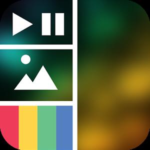 Photo of تطبيق الفيديو Vidstitch Pro Clollage