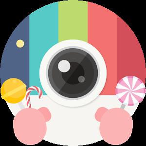 Photo of تطبيق الكاميرا  Candy Camera – Photo Editor