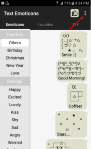 Text Emotions
