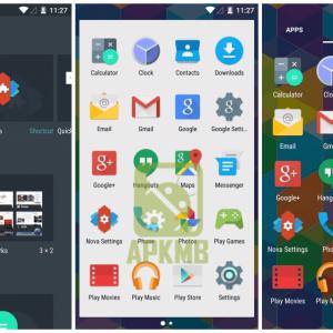 لانشر Nova Launcher Prime v5.4 Beta 4 بالاصدار الجديد لتغيير شكل الهاتف و اضافه العديد من المميزات