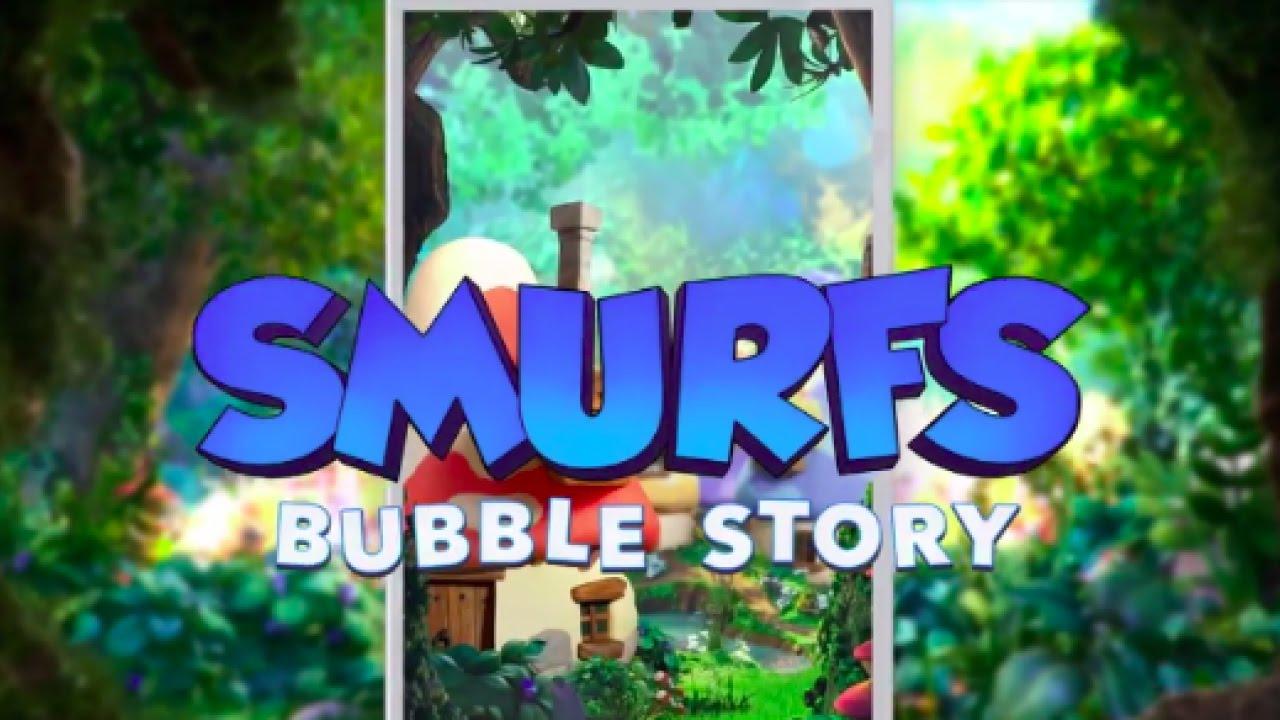 Photo of تحميل لعبة السنافر الشقية smurfs bubble story مجاناً