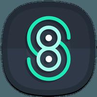 Photo of تطبيق| Nightmare Squircle – Dark S8 Icon Pack v2.2.8.i.a لتغيير شكل ايقونات الهاتف