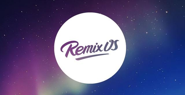 محاكي الاندرويد الجديد Remix OS 2017 لتشغيل برامج والعاب الاندرويد على اجهزة الحاسوب