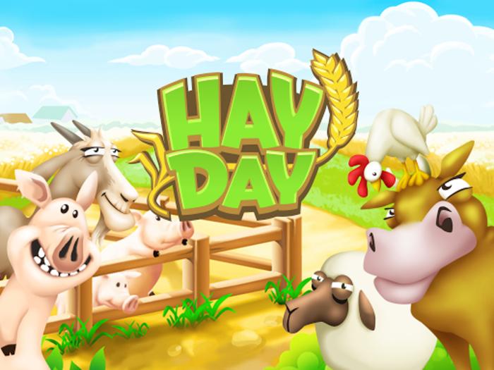 Photo of تحميل لعبة المزرعة السعيدة هاي داي Hay Day APK للاندرويد