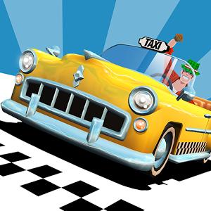 Photo of تحميل الإصدار الأخير من لعبة التاكسي المجنون Crazy Taxi™ City Rush APK 1.7.3