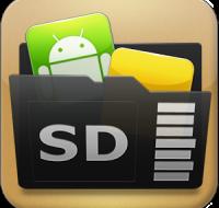 تطبيق AppMgr Pro III App 2 SD لادارة ملفات الهاتف و التطبيقات