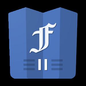 Photo of تطبيق Folio 2 for Facebook Premium بديل الفيسبوك لحل مشكلة المساحة