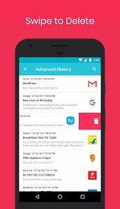 تطبيق Notification History Log لقراءة الاشعارات القديمة التي قمت بمسحها