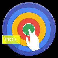 تطبيق Smart Touch للحصول على قائمة مختصرة جانبية
