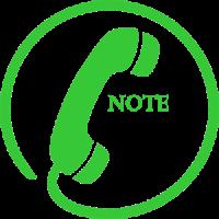 تطبيق PRO Robot Note Call Recorder احد افضل تطبيقات تسجيل المكالمات