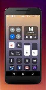 تطبيق iControl – Control Center style OS 11 Phone X لاضافة القائمة المختصرة باحهزة الايفون