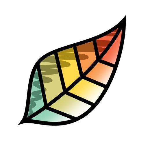 تطبيق Pigment – Coloring Book المخصص للكبار لتعلم التلوين باحتراف