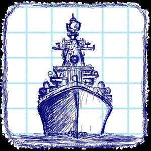 لعبة حرب السفن الثنائية الممتعة Sea Battle APK 1.2.0