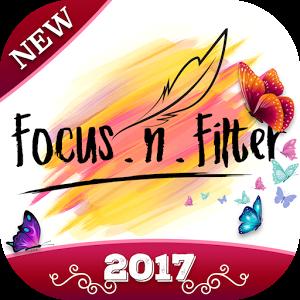 تطبيق Focus n filter – Name Art APK 1.2 لإضافة لمسات فنية على إسمك