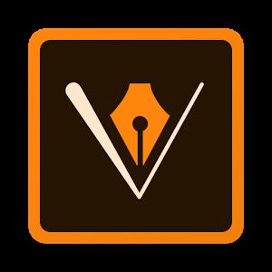 تطبيق Adobe Illustrator Draw APK 3.3.77  لتصميم الشعارات والفيكتور