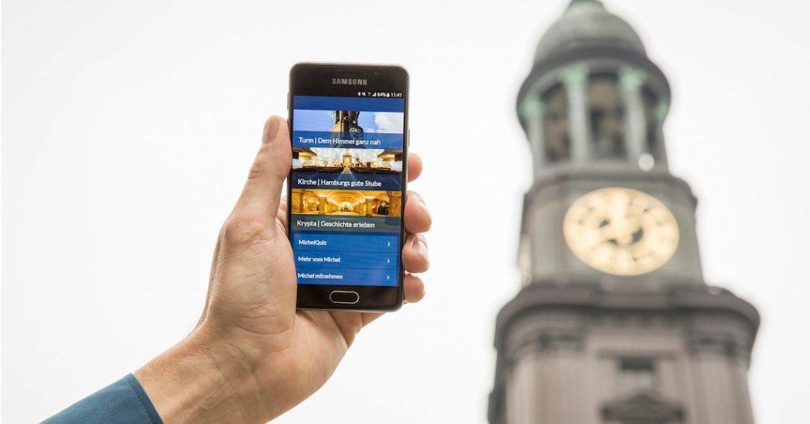 Photo of تطبيق LandmARk للتعرف على المعالم السياحية حول العالم