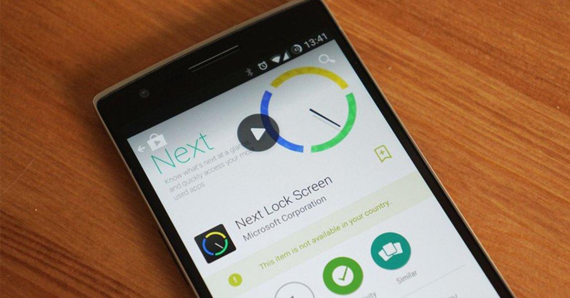 Photo of تطبيق Next Lock Screen لتغير تصميم الهاتف والأيقونات