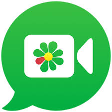 Photo of تطبيق مكالمات فيديو وشات فيديو ICQ يتوفر به الدردشه الصوتيه ويدعم معالجه الفديوهات
