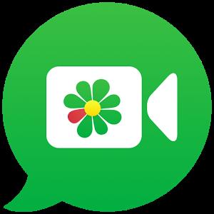 Photo of تطبيق مكالمات فيديو وشات فيديو ICQ بمميزات جديدة مثل وضع الاقنعه الحيه علي وجهك