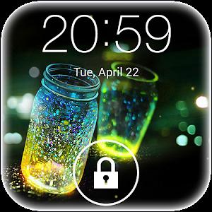 Photo of تحميل تطبيق شاشة القفل Fireflies lockscreen على هواتف اندرويد