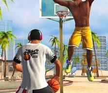 لعبة كرة السلة Basketball Stars
