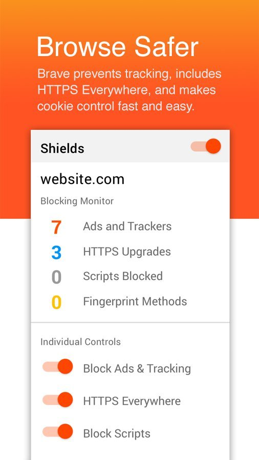 Photo of تحميل متصفح Brave Browser على هواتف اندرويد