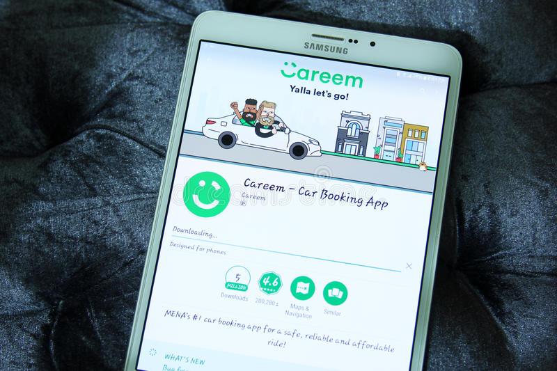 Photo of تحميل تطبيق كريم Careem لحجز السيارات على هواتف اندرويد