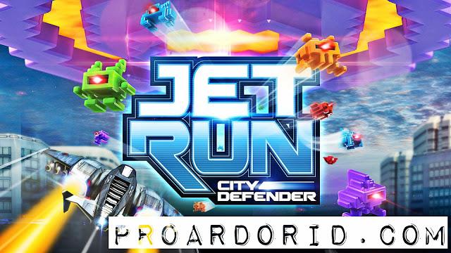 Photo of تحميل لعبة الإثارة Jet Run: City Defender النسخة الجديدة للاندرويد