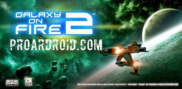Photo of تحميل لعبة حروب الفضاء Galaxy on Fire 2™ HD للاندرويد
