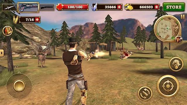 Photo of تحميل لعبة رعاة البقر الغربية West Gunfighter آخر إصدار للاندرويد
