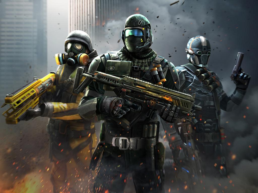 Photo of تحميل لعبة مودرن كومبات Modern Combat 5: eSports FPS للاندرويد