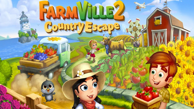 Photo of تحميل لعبة المزرعة FarmVille 2: Country Escape للاندرويد