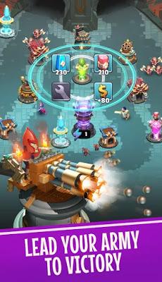 Photo of تحميل لعبة Castle Creeps TD الاستراتيجية للاندرويد