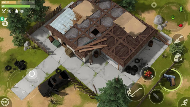 Photo of تحميل لعبة البقاء على قيد الحياة Prey Day: Survival – Craft & Zombie للاندرويد