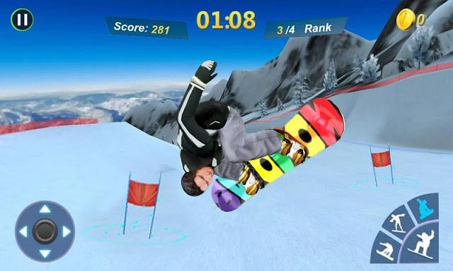 Photo of تحميل لعبة التزحلق على الجليد Snowboard Master 3D للاندرويد
